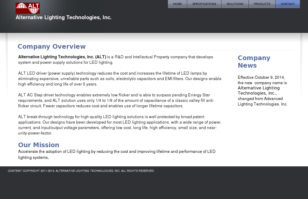 Alternative Lighting Technologies Competitors Revenue And Employees Flickerledcircuitboardwebpng Owler Company Profile