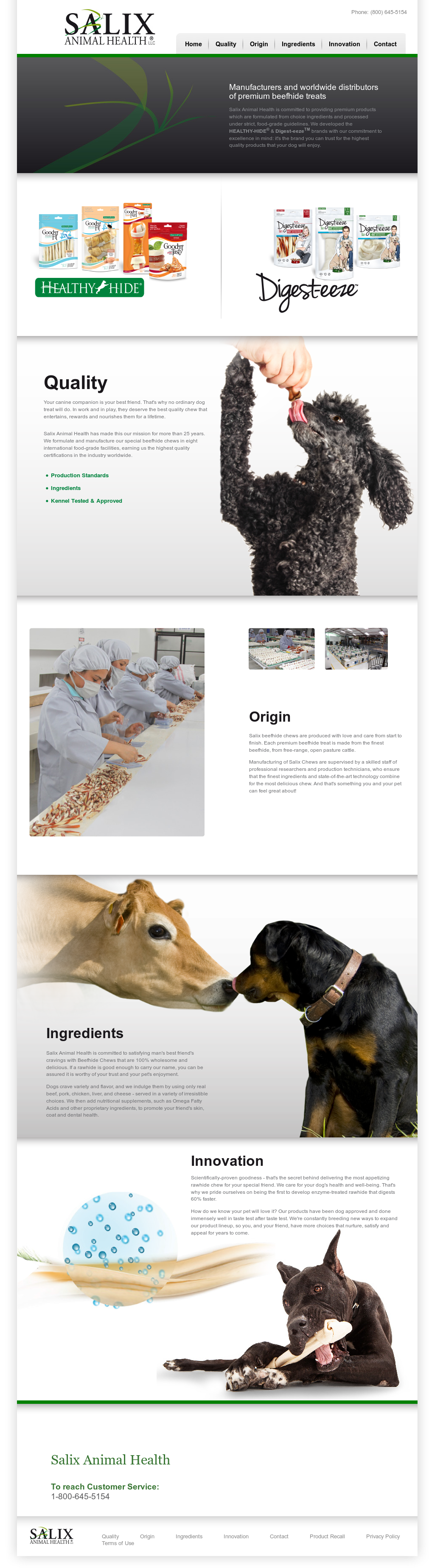 Salix Animal Health Competitors, Revenue and Employees - Owler ...