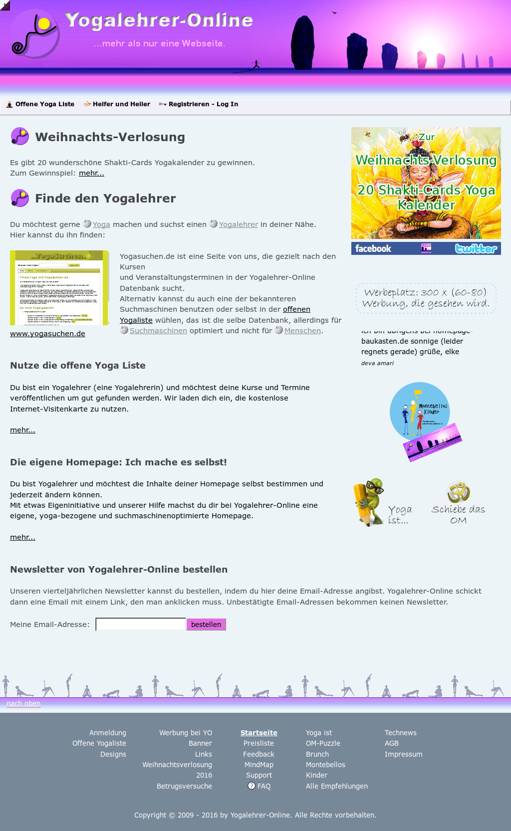 Yogalehrer Online Competitors Revenue And Employees Owler