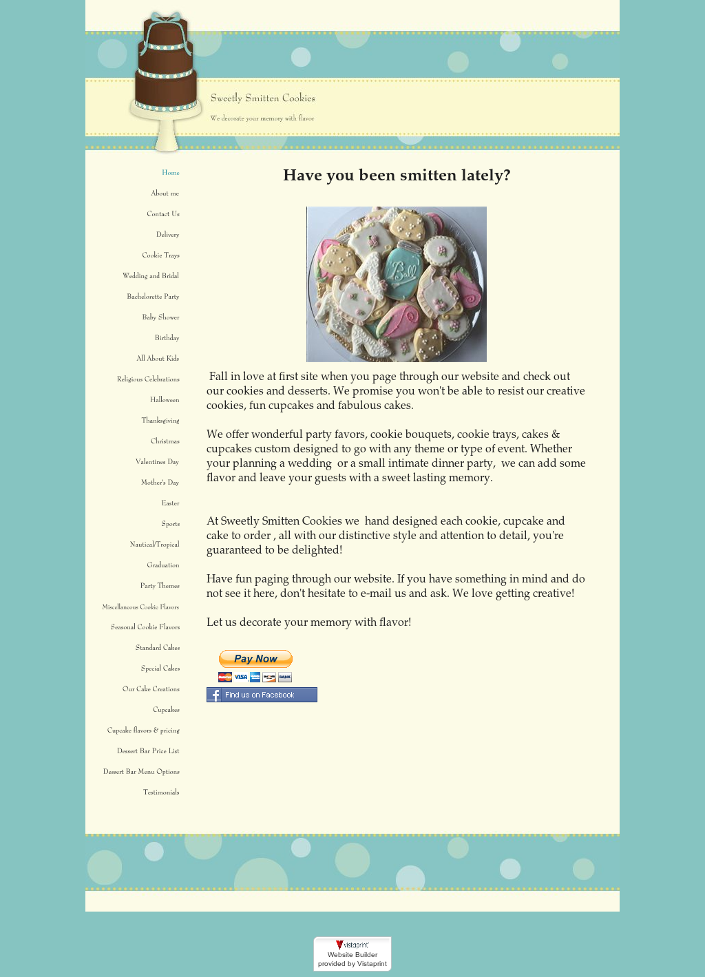 Sweetly Smitten Cookies Competitors, Revenue and Employees - Owler Company  Profile