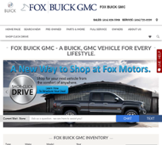 Fox Buick Gmc >> Fox Buick Gmc Competitors Revenue And Employees Owler