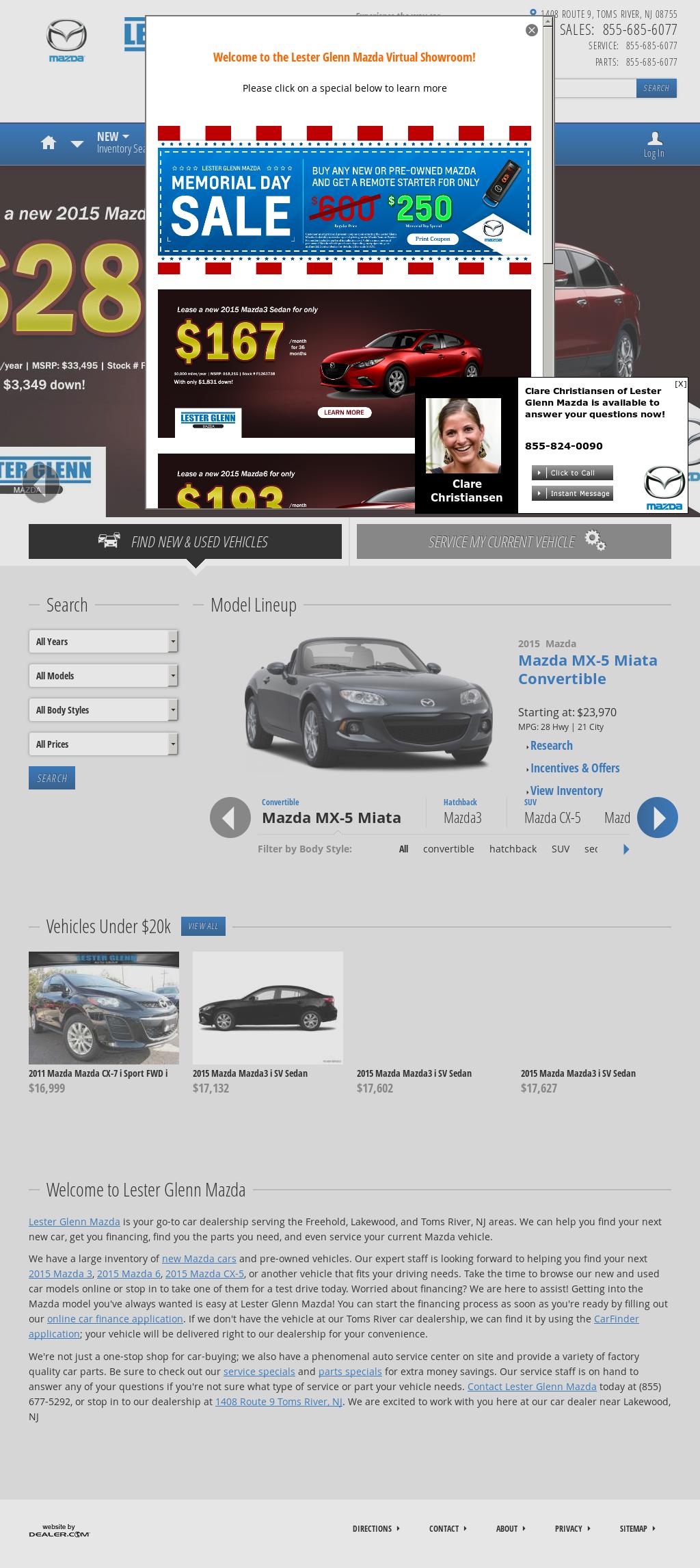 Lester Glenn Auto Group 18