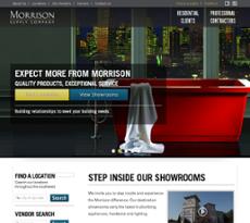 Morrison supply company profile owler for Morrison supply