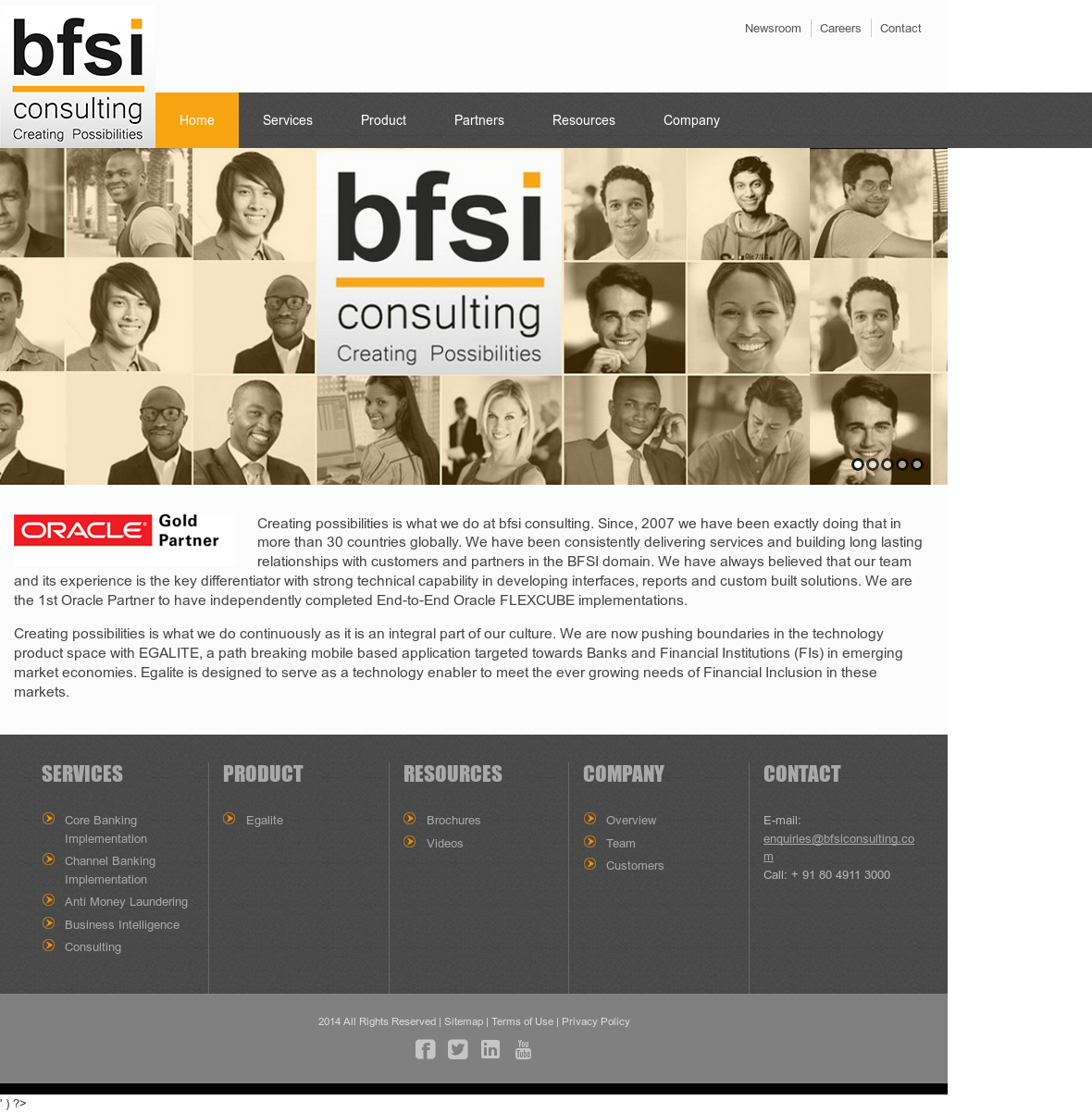 Bfsi Software Consulting Competitors, Revenue and Employees - Owler