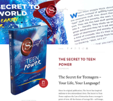 The secret to teen power website