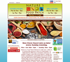 Natures Food Patch Twitter