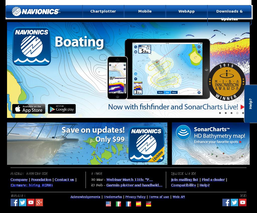 Navionics Competitors, Revenue and Employees - Owler Company Profile