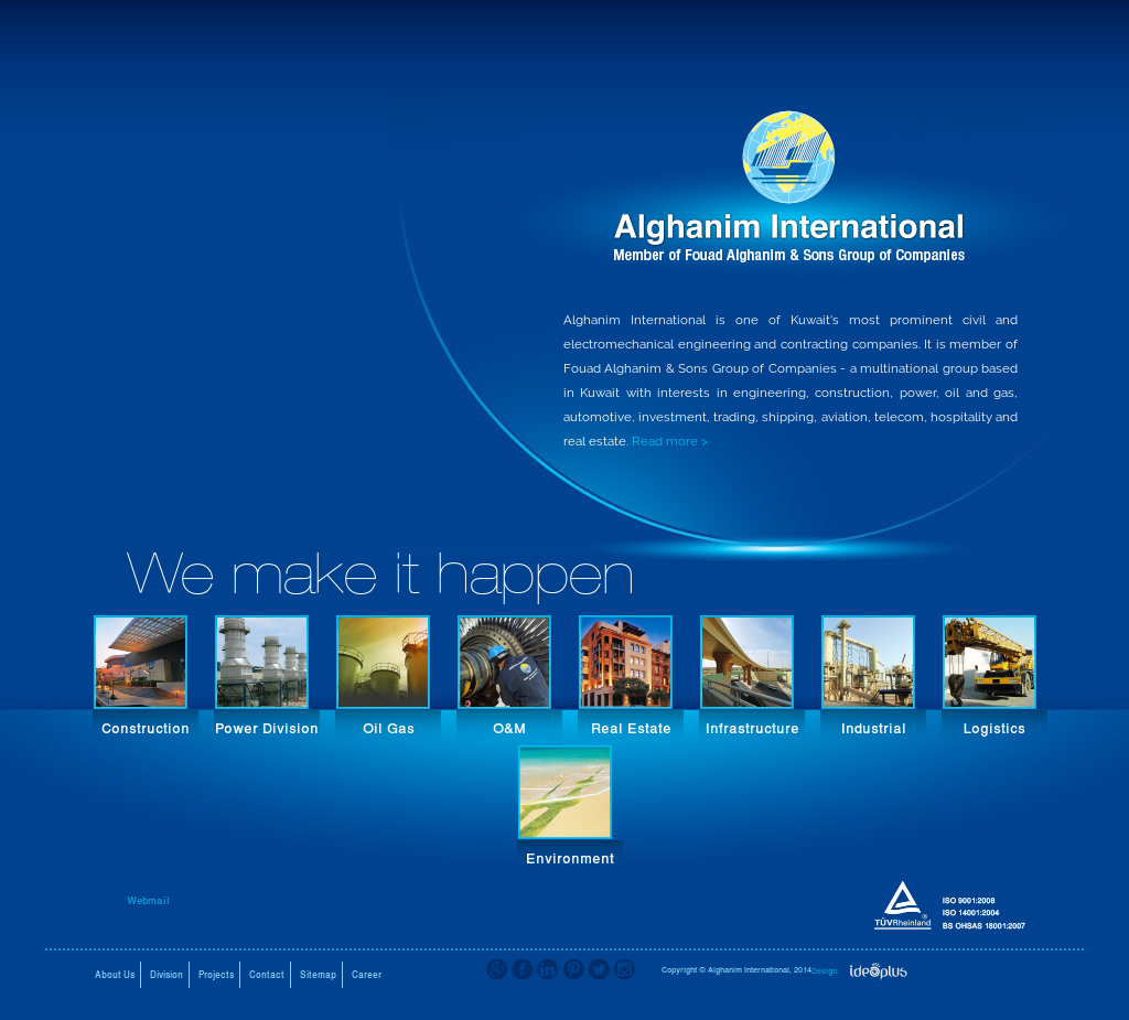 Alghanim International Competitors, Revenue and Employees