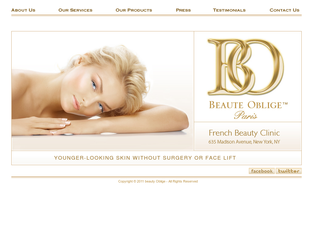 Beaute Oblige Competitors, Revenue and Employees - Owler