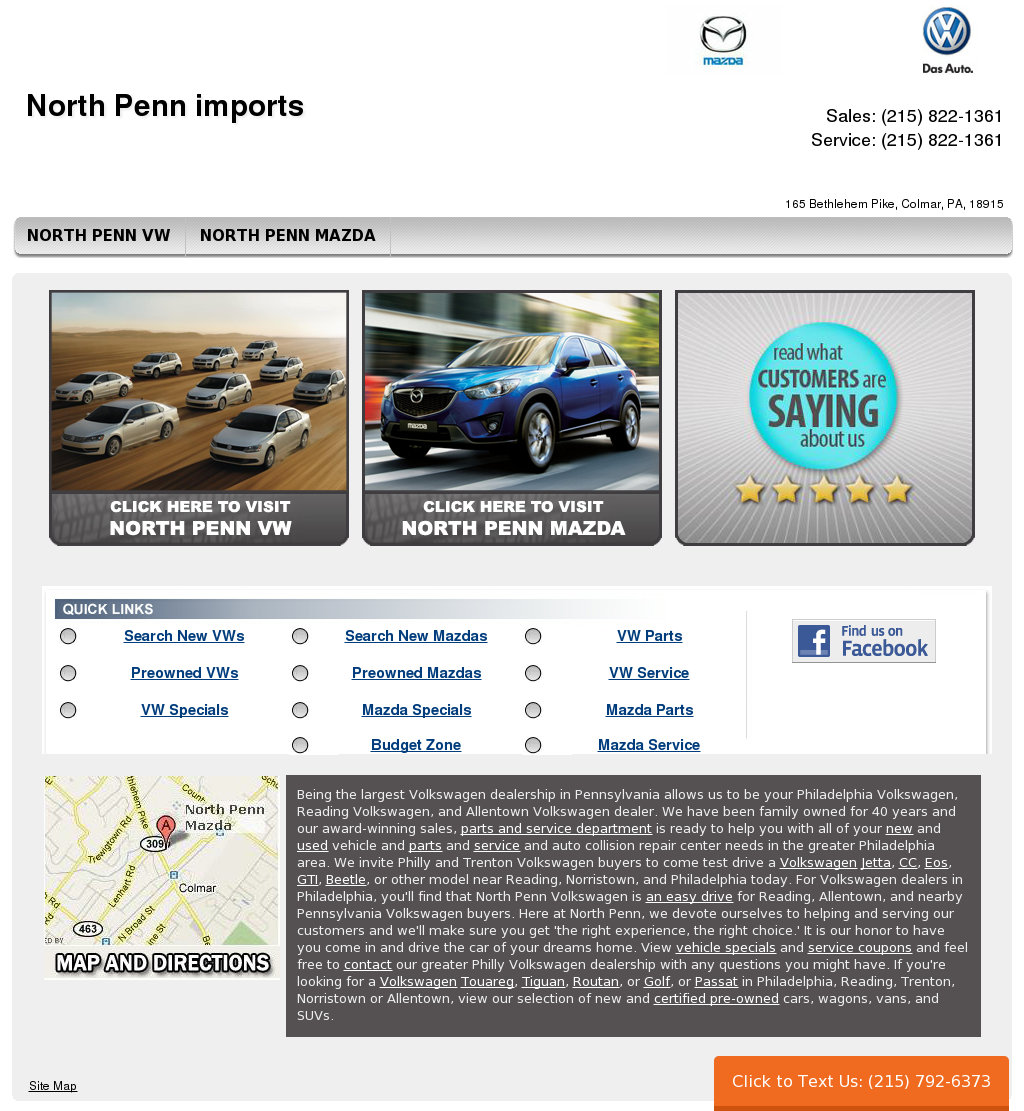 North Penn Imports Competitors Revenue And Employees Owler