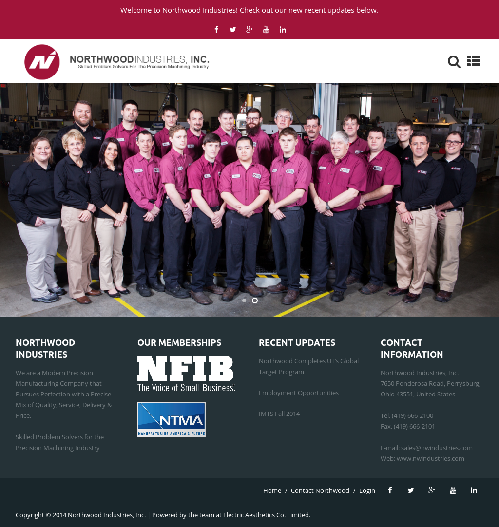 Northwood Industries Compeors Revenue And Employees Owler Company Profile