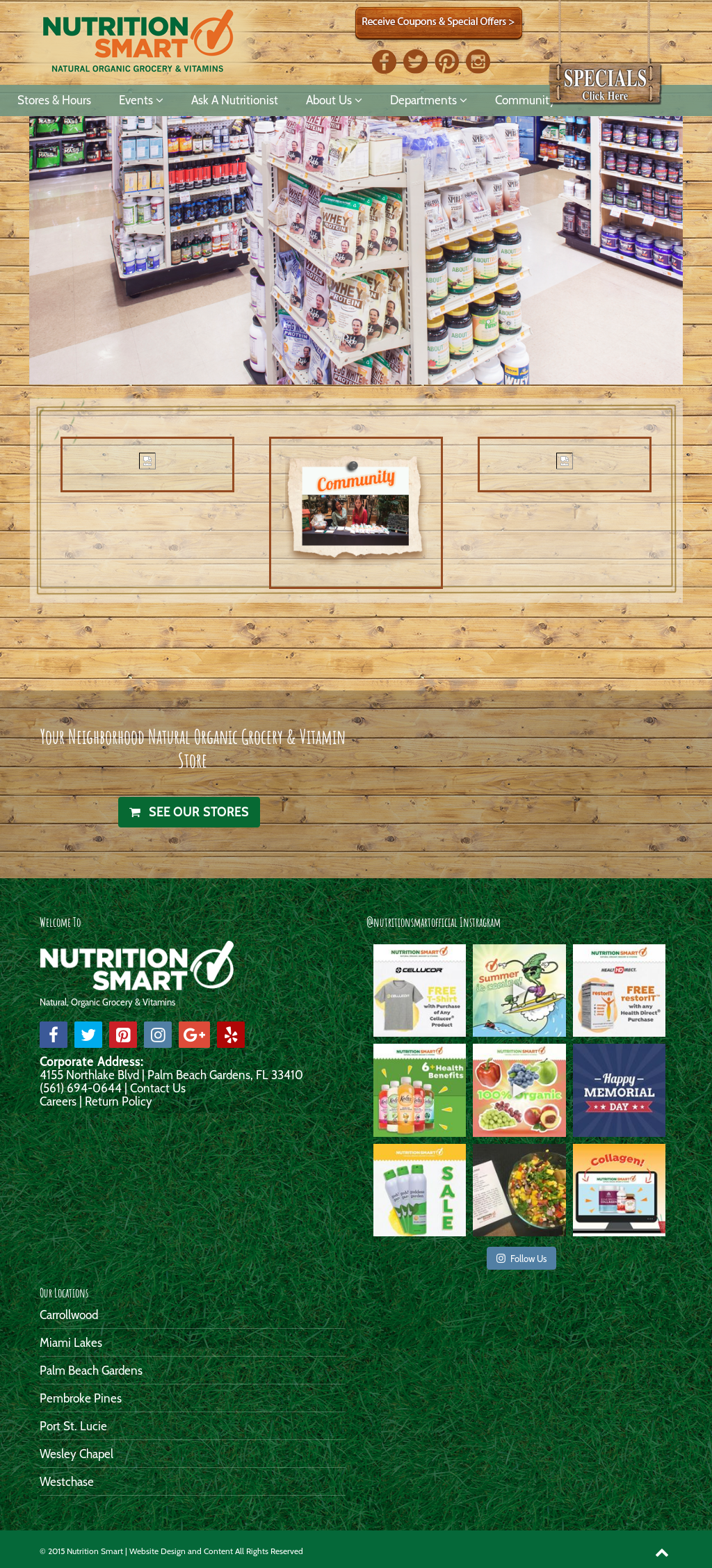Nutrition S\'Mart Competitors, Revenue and Employees - Owler Company ...