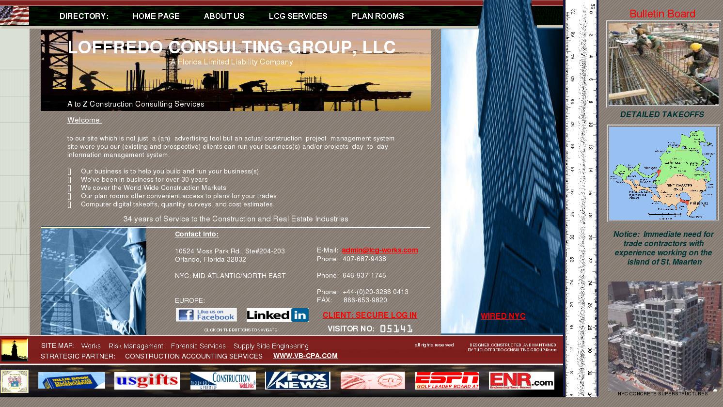 The Loffredo Consulting Group Competitors, Revenue and