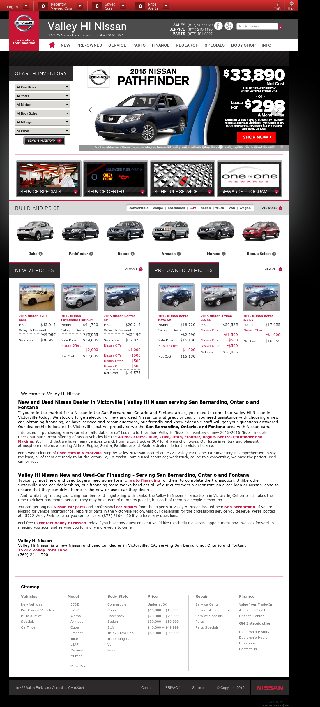 Valley Hi Nissan >> Valley Hi Nissan Competitors Revenue And Employees Owler