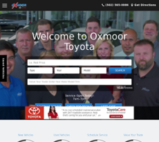 Oxmoor Toyota Service >> Oxmoor Toyota Competitors Revenue And Employees Owler