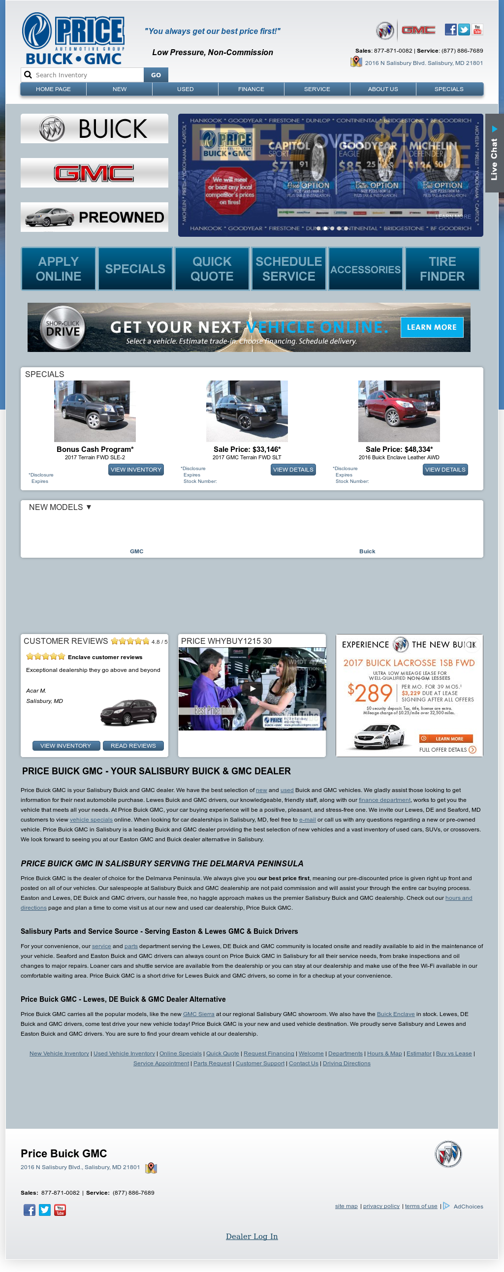 sedan price reviews elantra new newcars salisbury hyundai md car buick