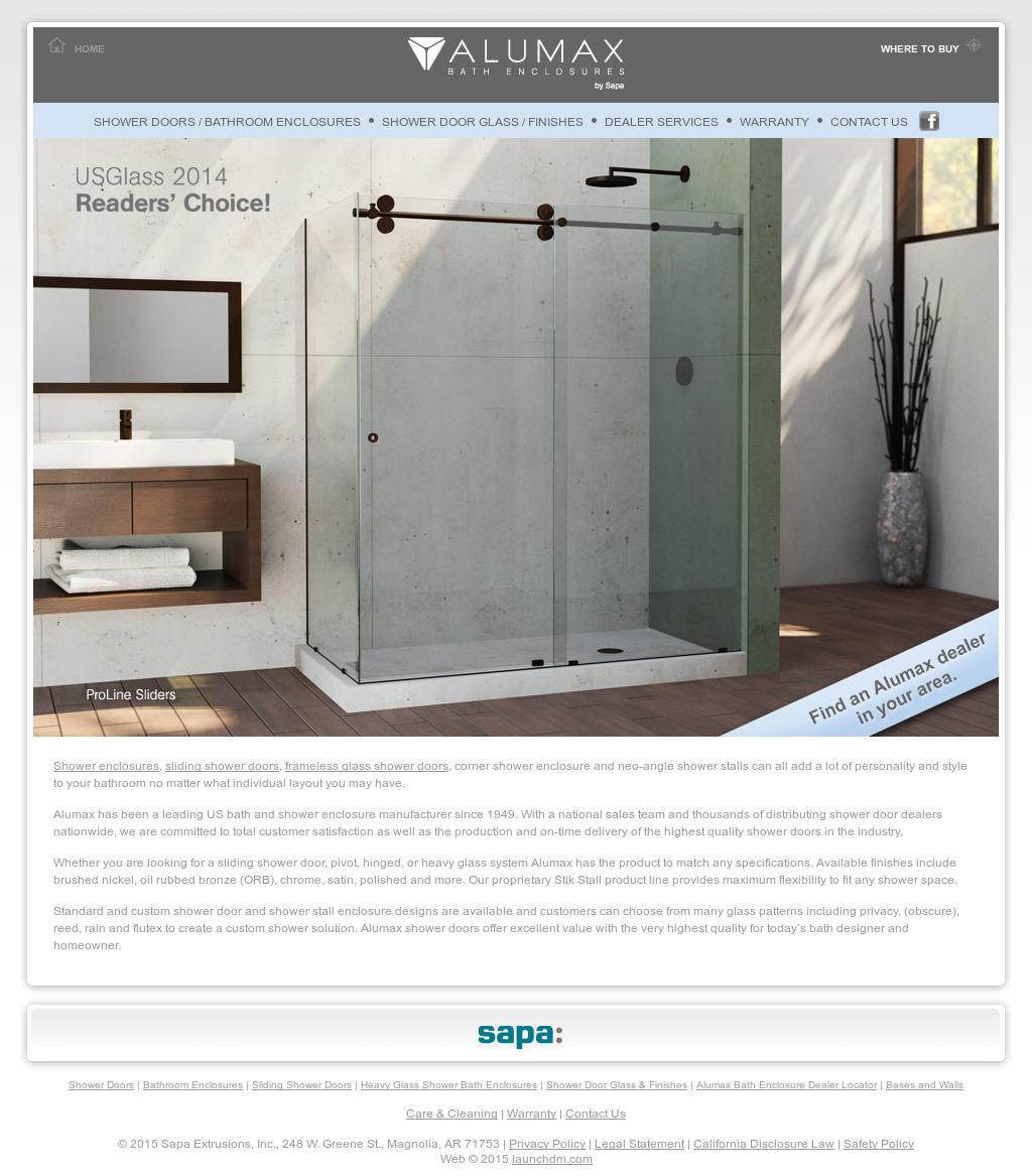 Alumax Shower Doors Competitors Revenue And Employees Owler