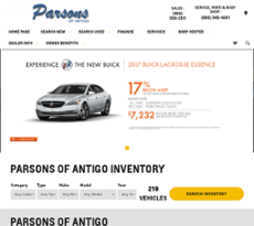 Parsons Of Antigo >> Parson S Of Antigo Competitors Revenue And Employees