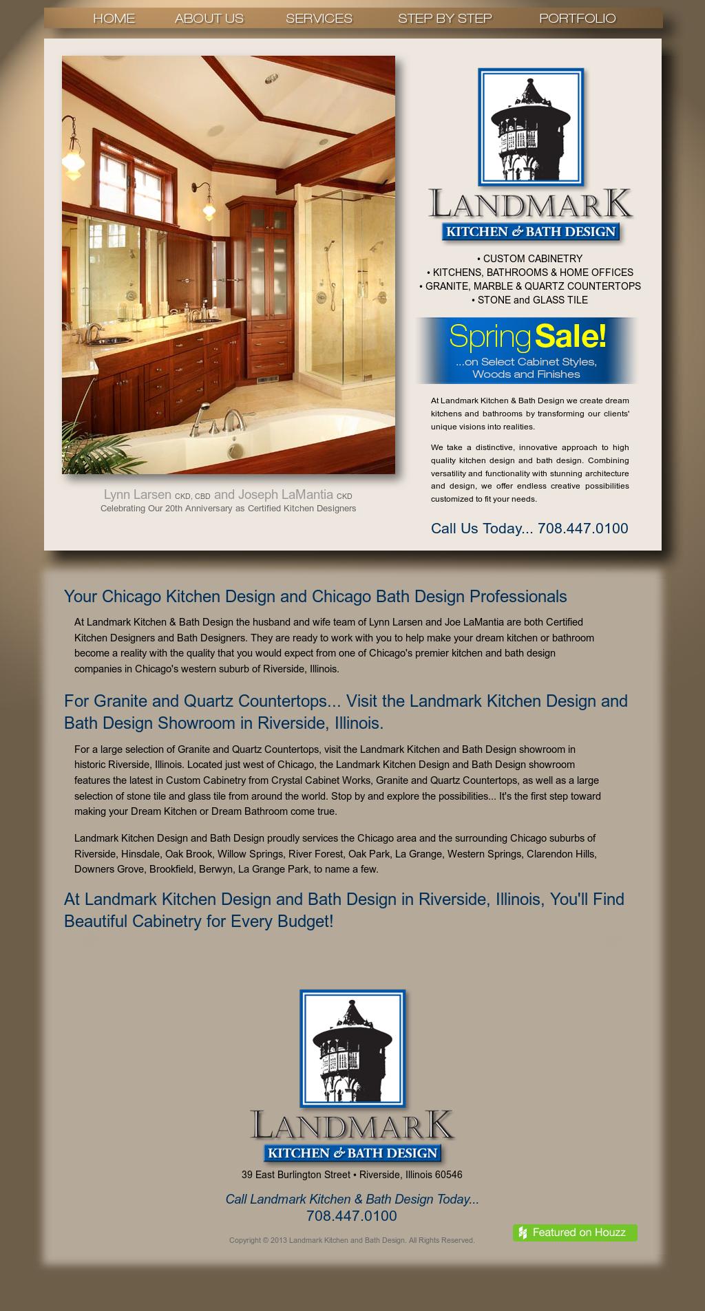 Landmark Kitchen And Bath Design Compeors Revenue Employees