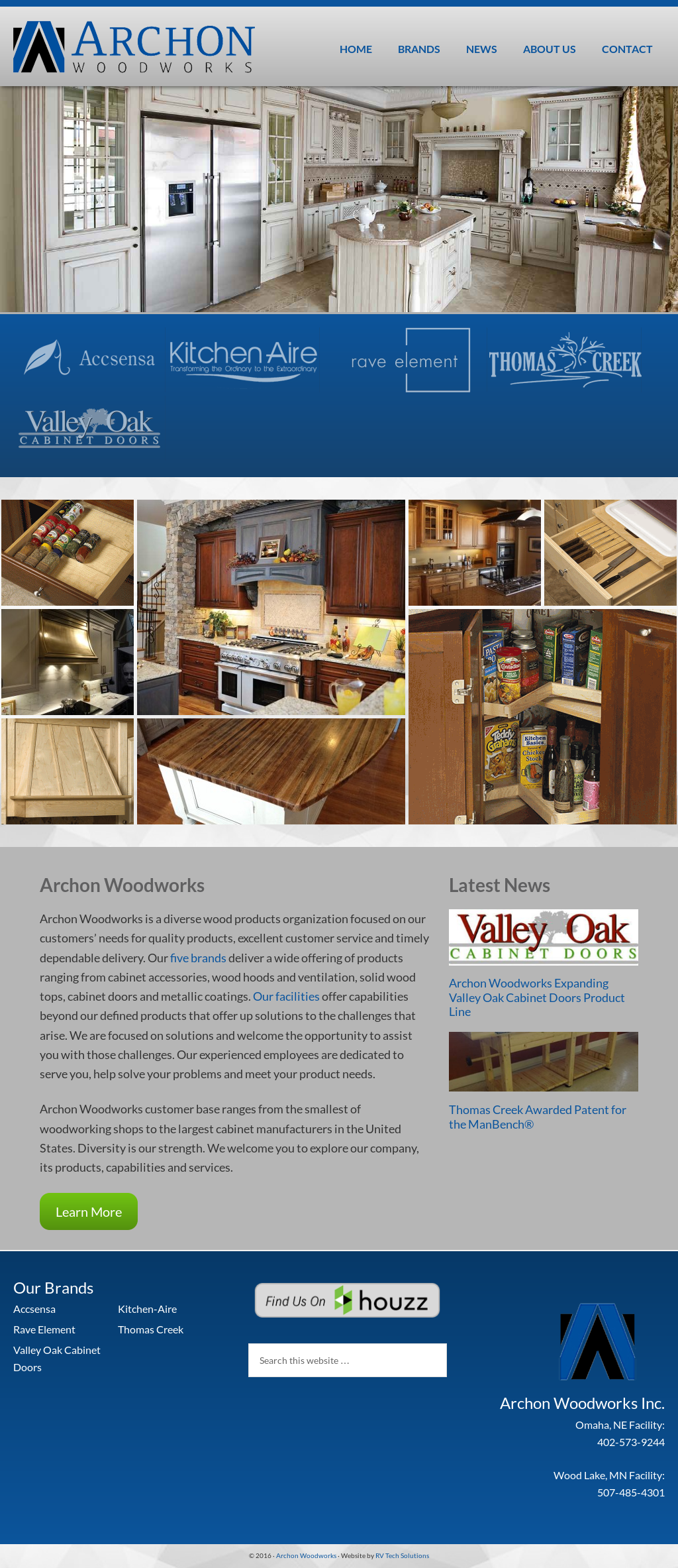 Archon Woodworks Competitors Revenue And Employees Owler Company