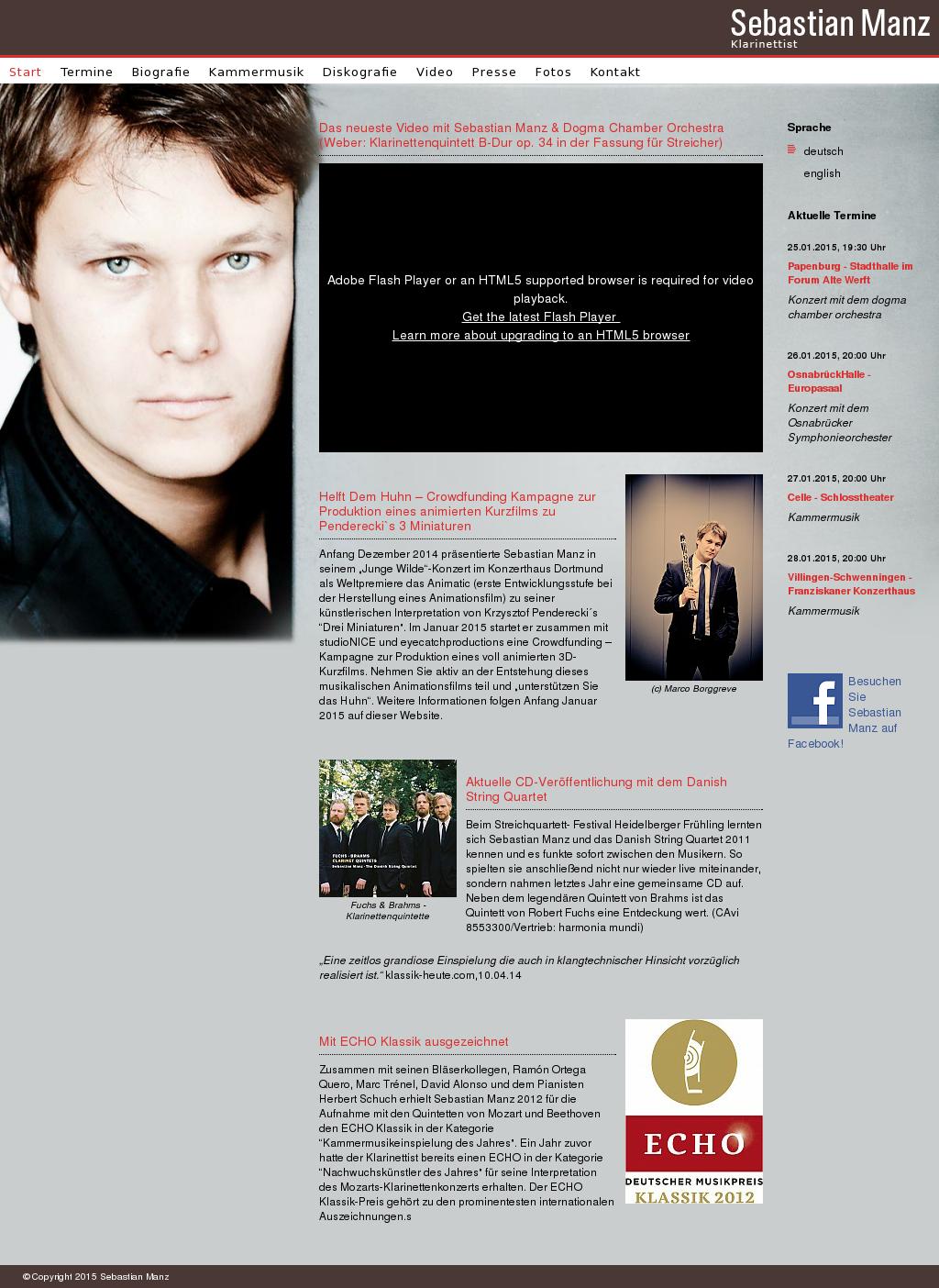 Sebastian Manz Competitors, Revenue and Employees - Owler