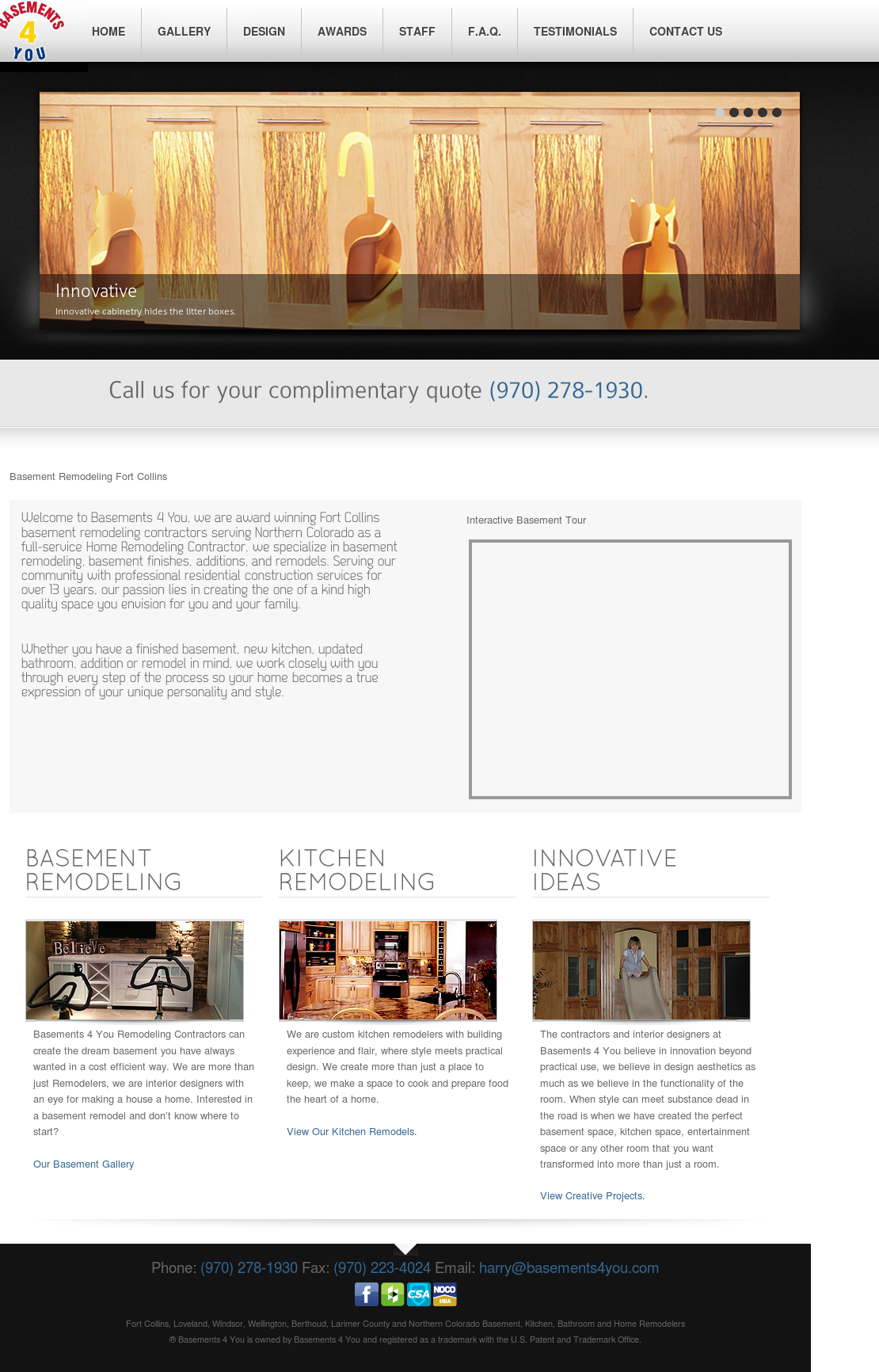 Basements 4 You Competitors Revenue And Employees Owler Company Profile