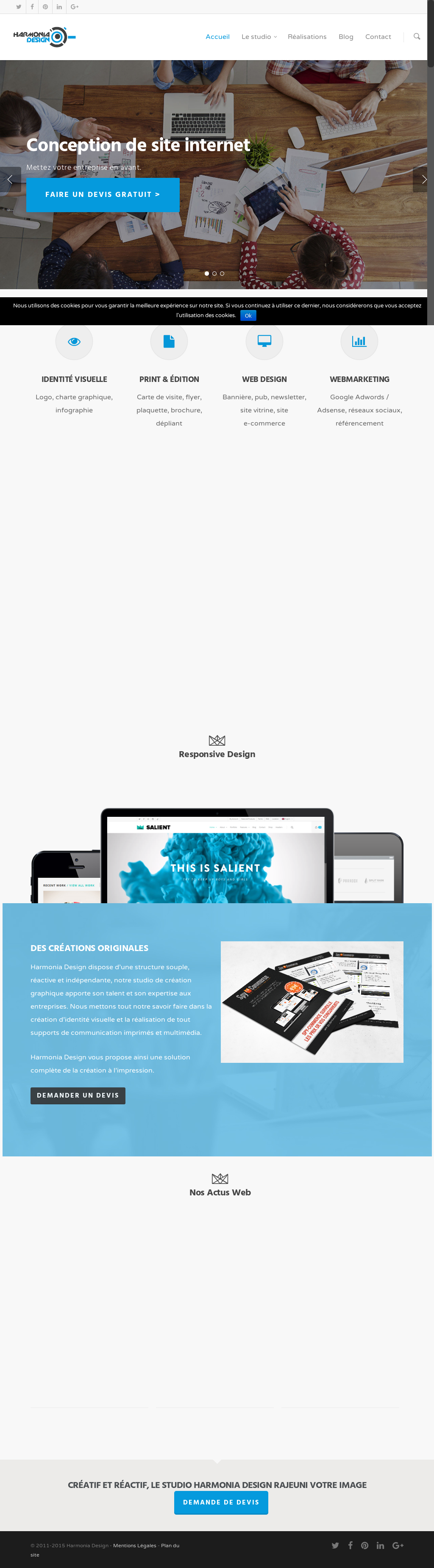 Harmonia Design Competitors, Revenue and Employees - Owler