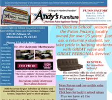 Futon Factory Just Off