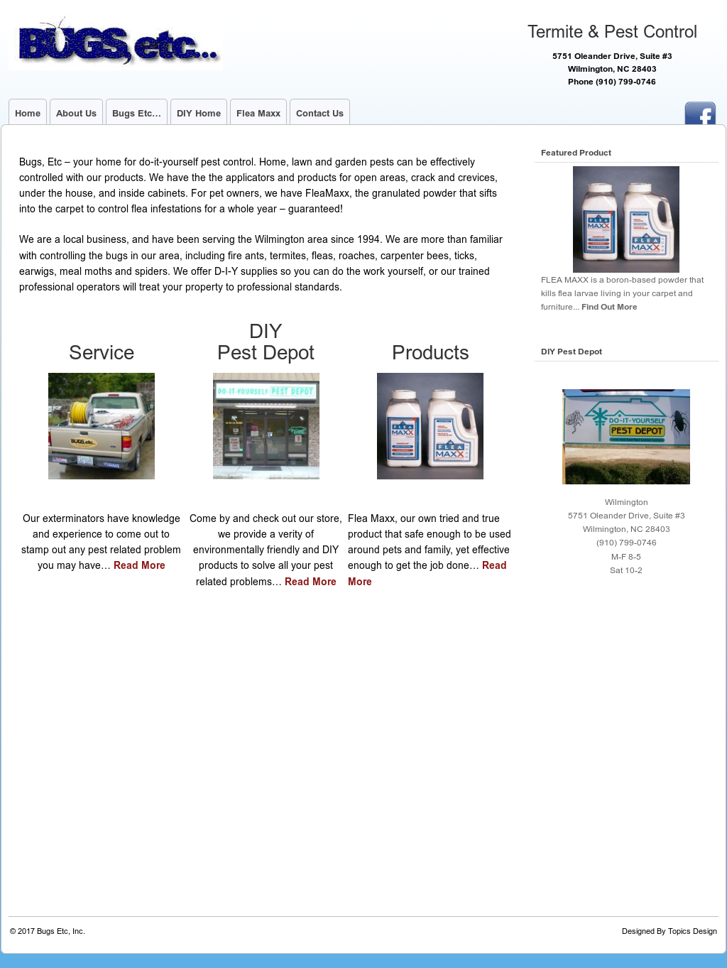 Do it yourself pest depot wilmington nc competitors revenue and do it yourself pest depot wilmington nc website history solutioingenieria Choice Image