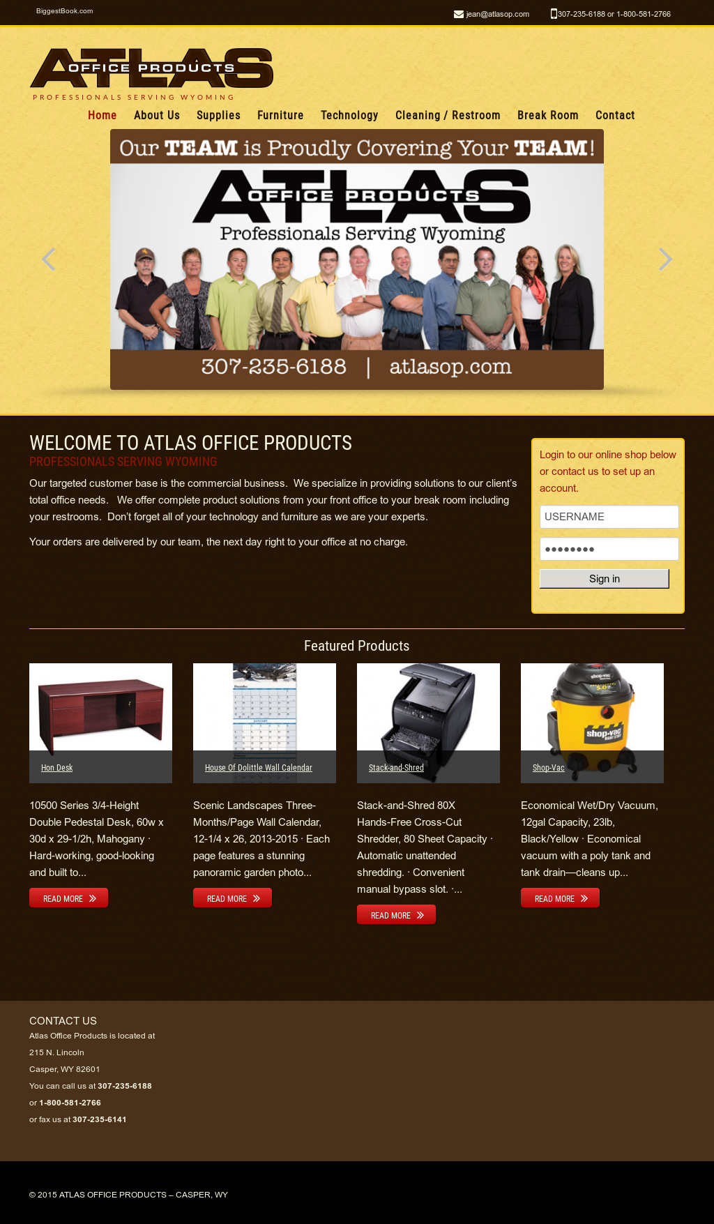 Good Atlas Office Products Competitors, Revenue And Employees   Owler Company  Profile