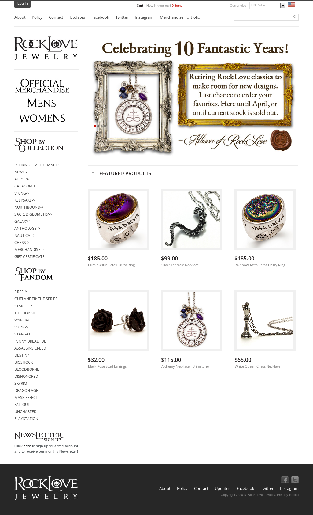 Rocklove Jewelry Competitors, Revenue and Employees - Owler