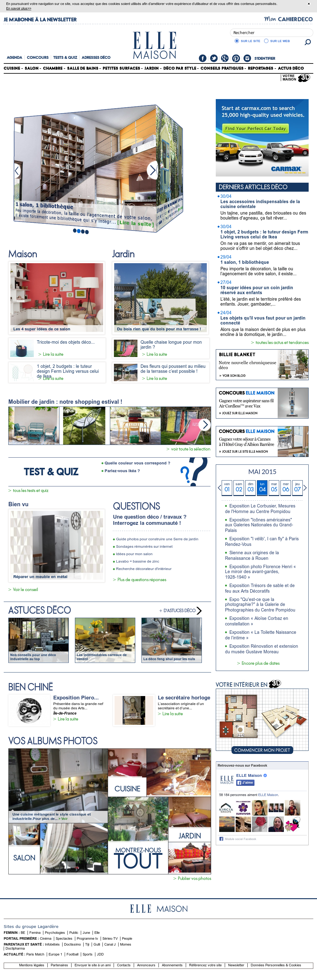 Maison Deco Competitors, Revenue and Employees - Owler ...