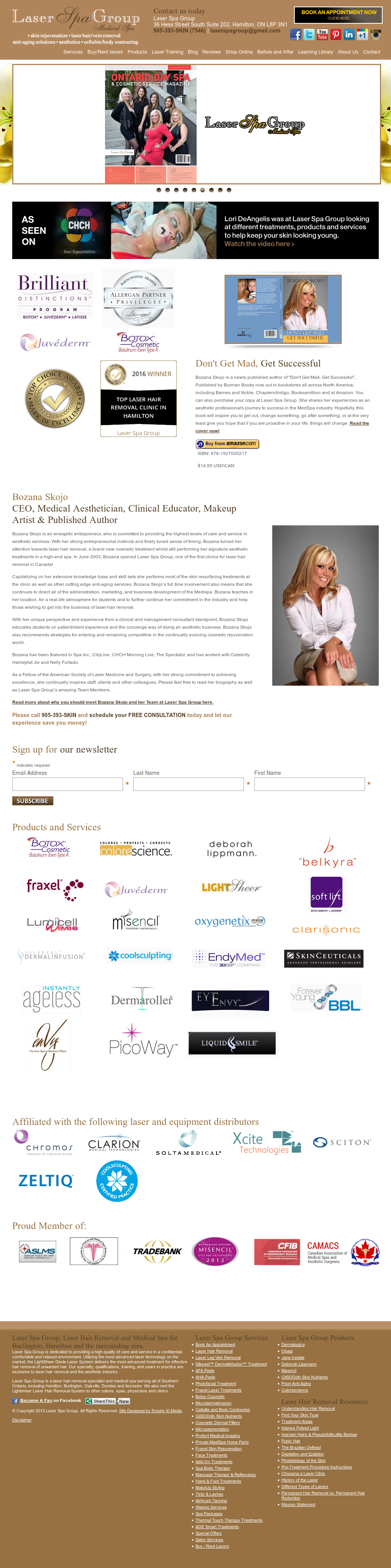 Owler Reports - Laser Spa Group Blog Laser Spa Group Second Location