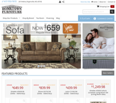 Attractive May 2017. Sep 2017. Hometown Furniture Company Website History