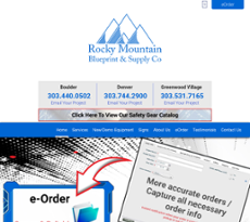 Rocky mountain blueprint competitors revenue and employees owler rocky mountain blueprint website history malvernweather Image collections