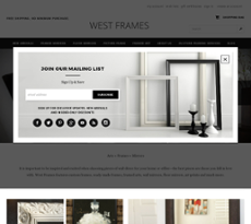 West Frames Competitors, Revenue and Employees - Owler