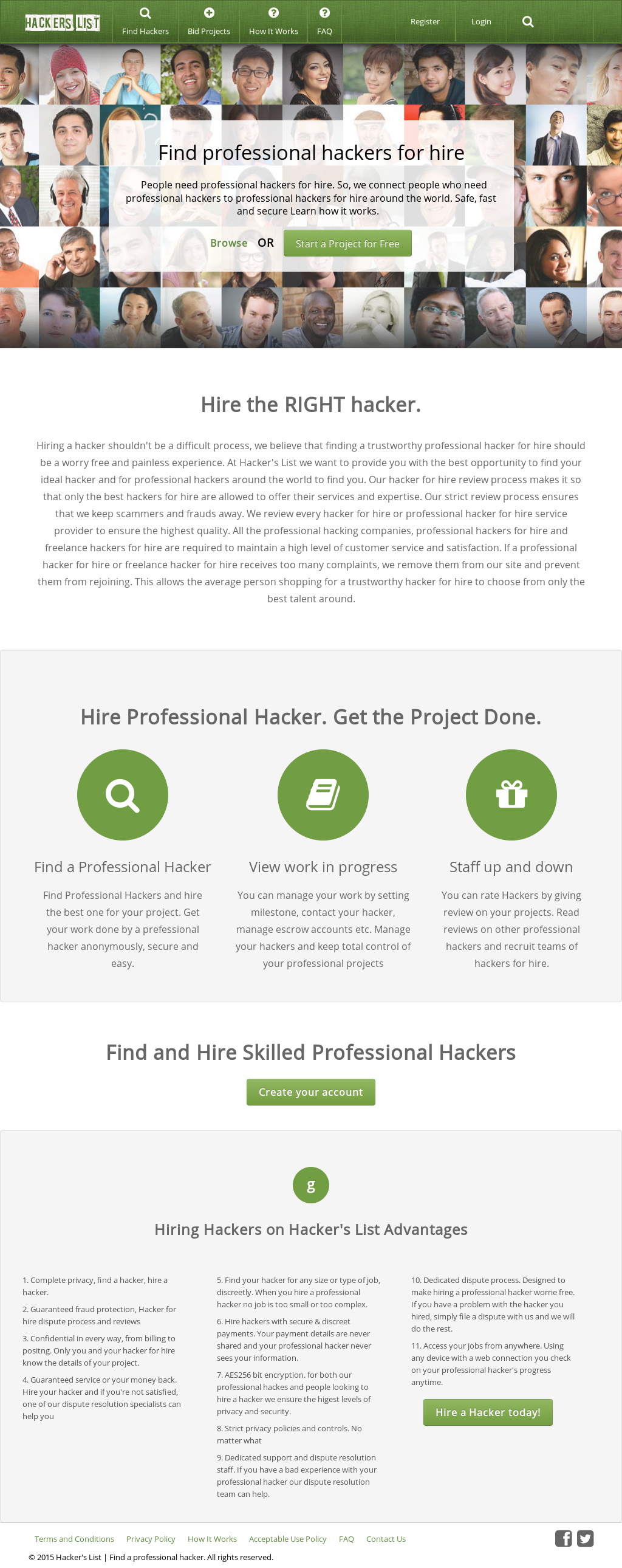 Hacker's List Competitors, Revenue and Employees - Owler Company Profile