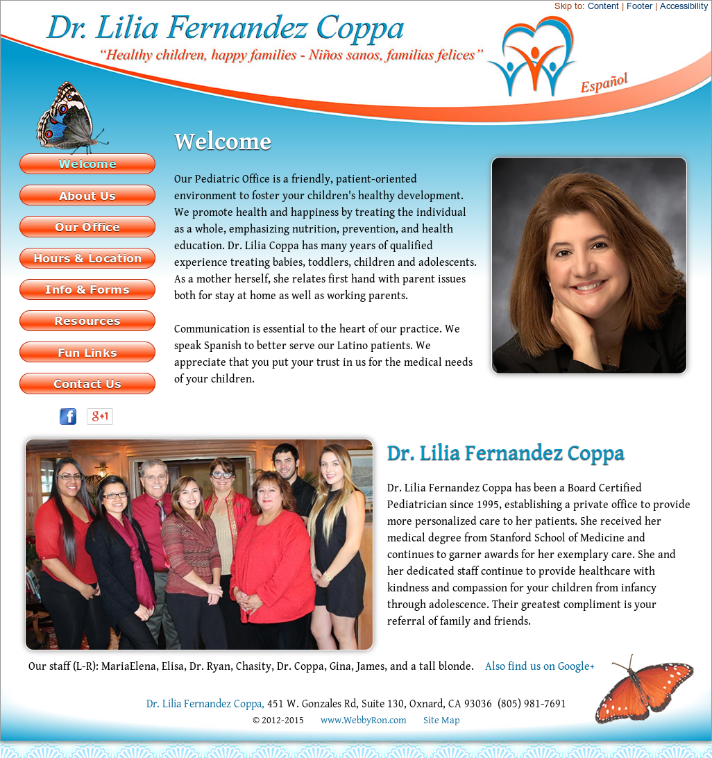 Dr Lilia Coppa Pediatrician Competitors, Revenue and