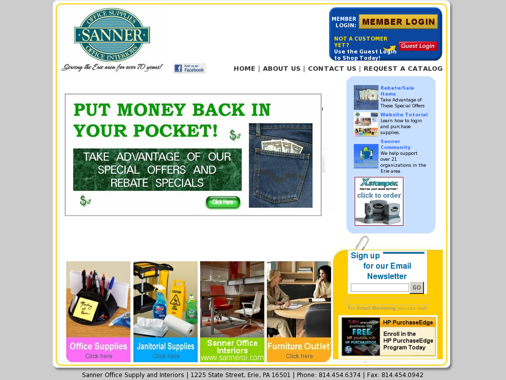 Bon Sanner Office Supply And Interiors Competitors, Revenue And Employees    Owler Company Profile