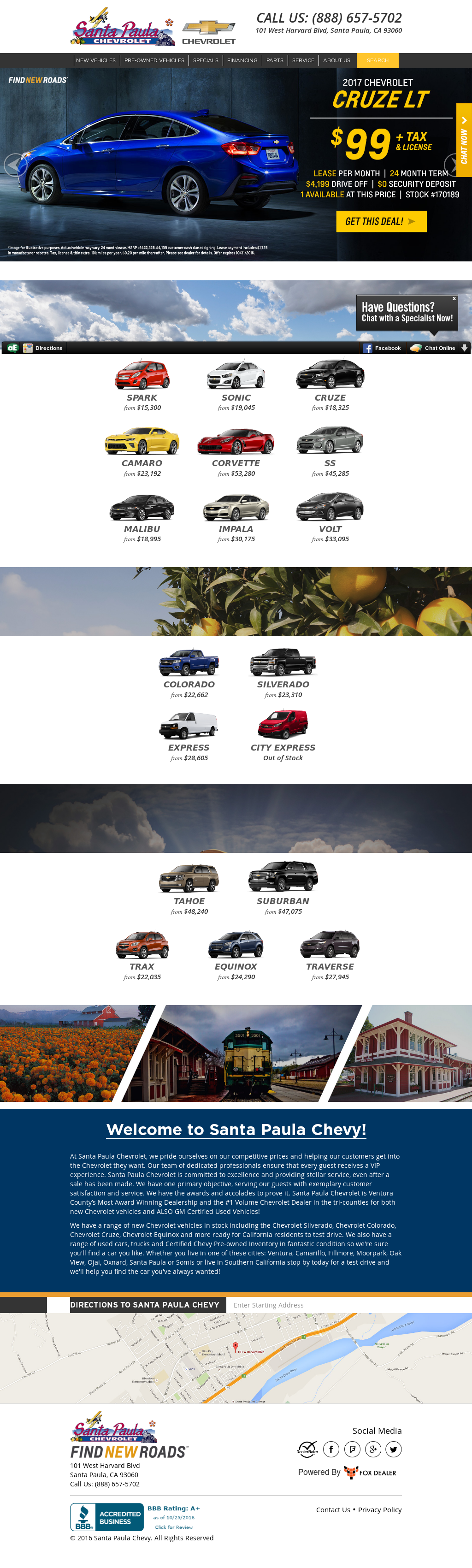 Santa Paula Chevy >> Santa Paula Chevrolet Competitors Revenue And Employees