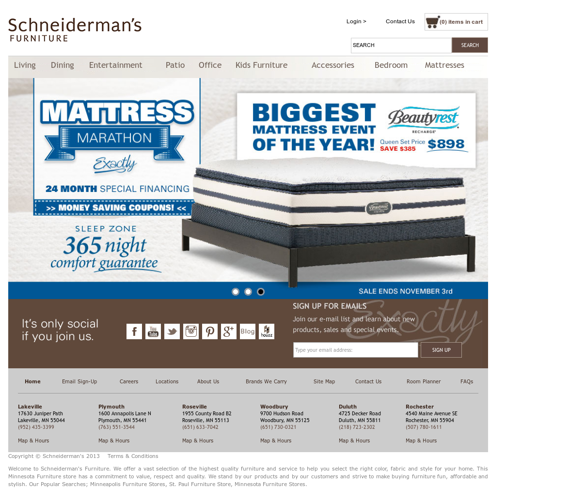 Schneiderman S Company Profile Revenue Number Of