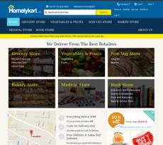 Homelykart website history