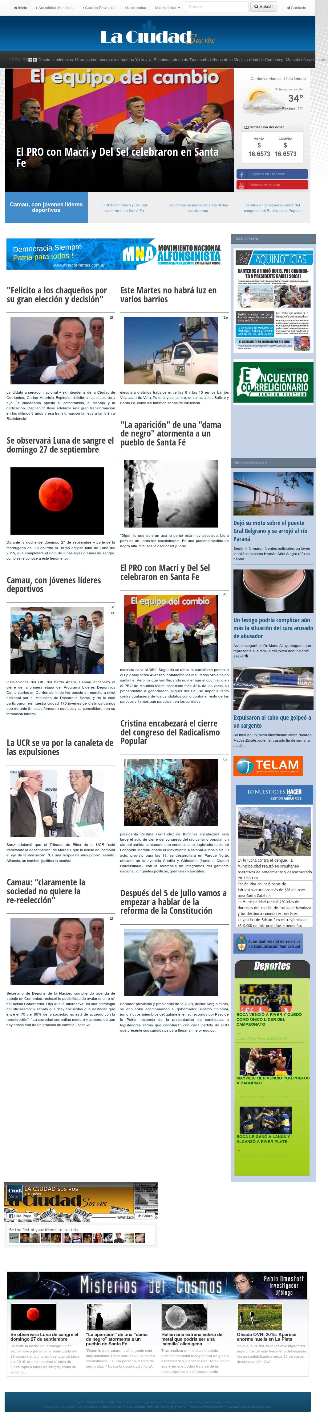 La Ciudad Sos Vos Competitors, Revenue and Employees - Owler Company Profile
