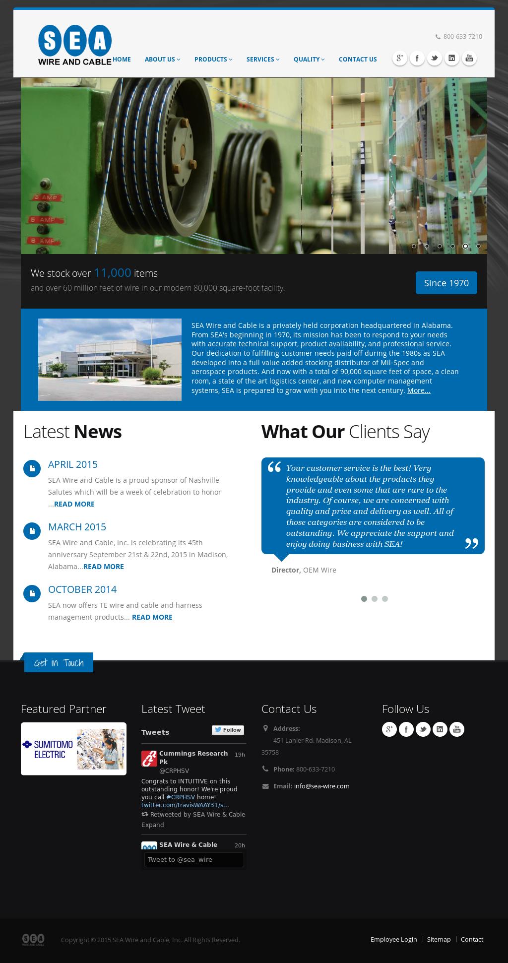 SEA Competitors, Revenue and Employees - Owler Company Profile