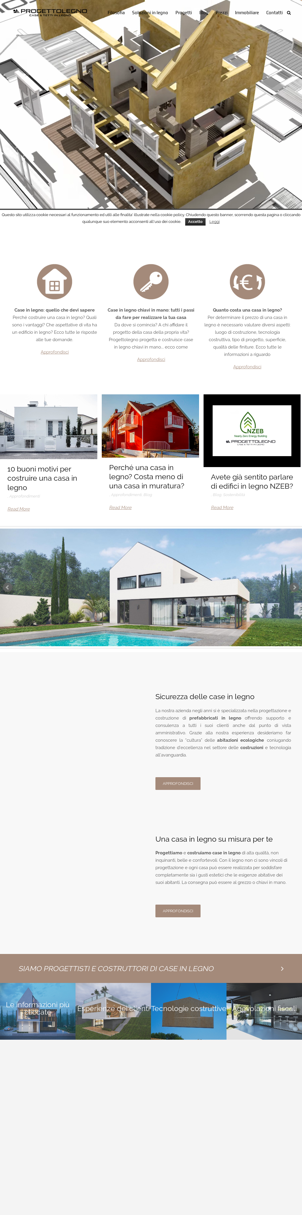 Casa Di Legno Costi progettolegno srl - case e tetti in legno competitors
