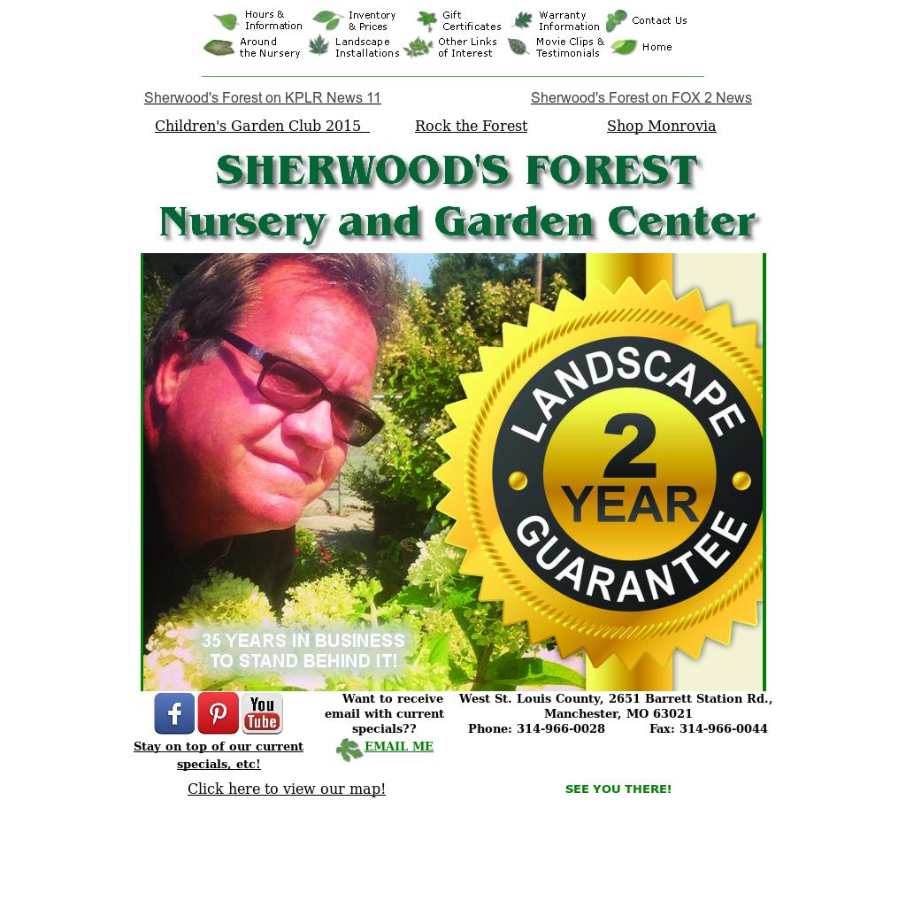 Forest Nursery And Garden Center
