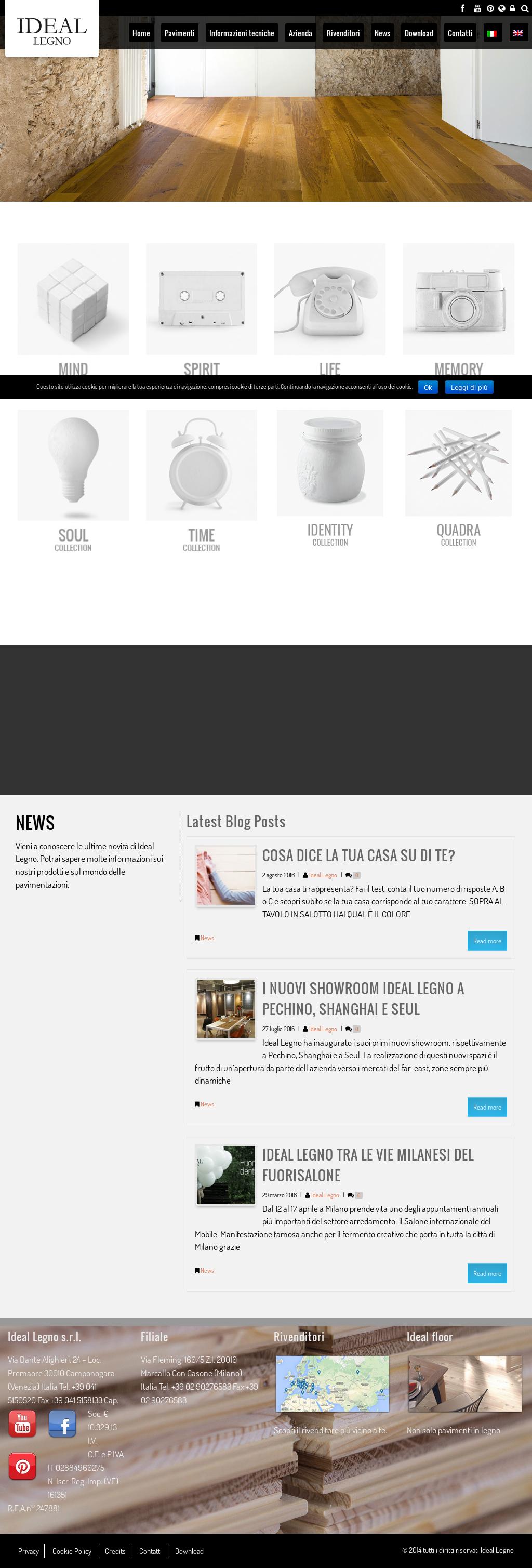 Che Cos È Il Legno ideal legno competitors, revenue and employees - owler