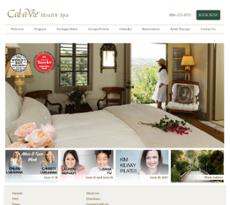 Cal a vie health spa company profile owler for Cal a vie health spa