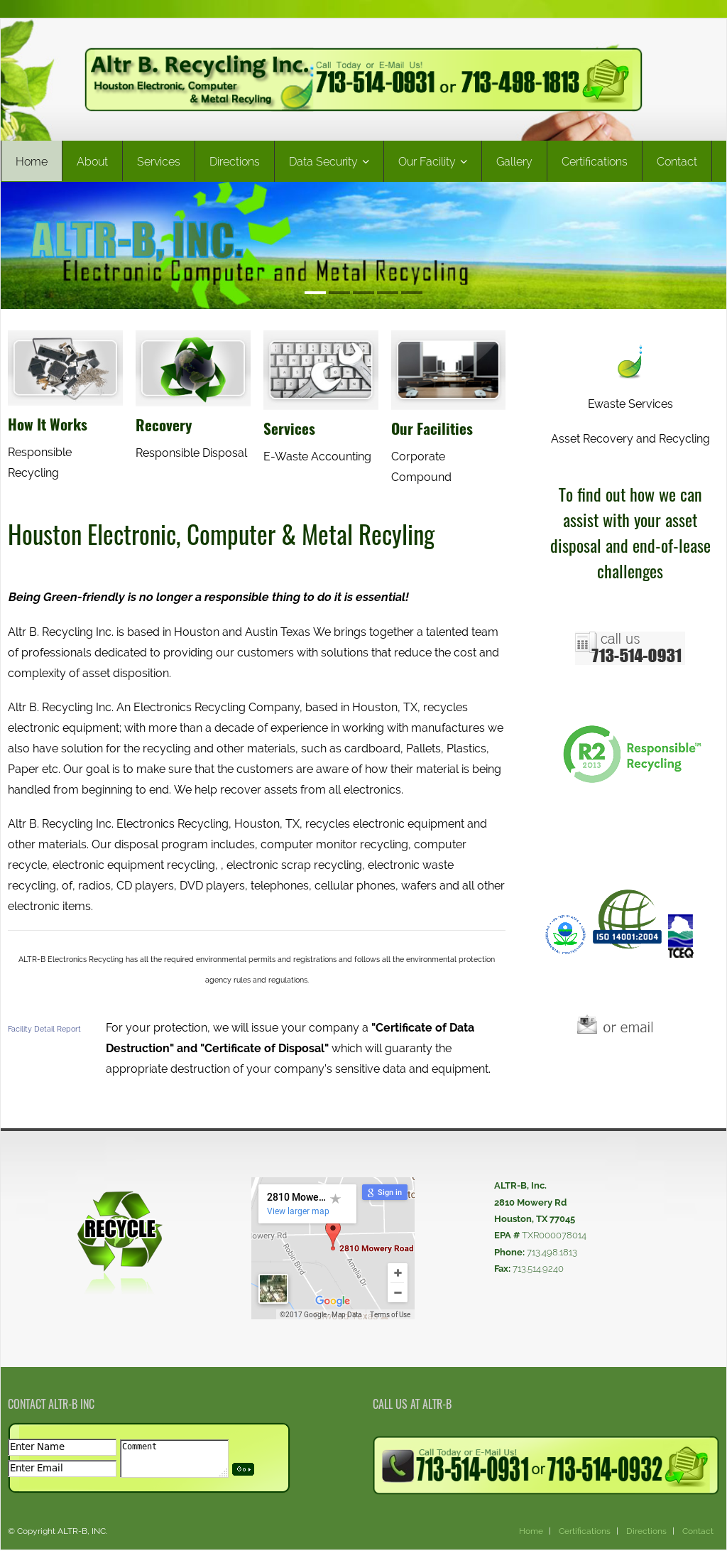 Altr B  Recycling Competitors, Revenue and Employees - Owler Company