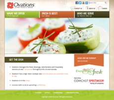 Ovations Food Services Company